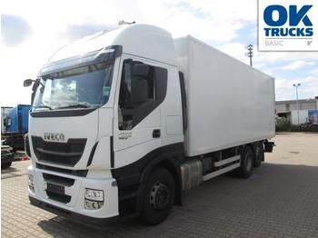 Ciężarówka furgon Iveco Stralis AS260S42Y/P KOFFER/LBW