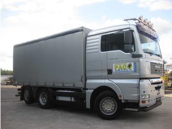 Ciężarówka furgon MAN 26.530