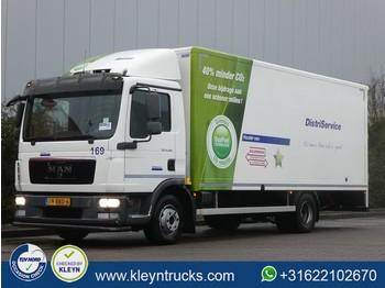Ciężarówka furgon MAN 8.180 TGL 8.8t gvw bl airco