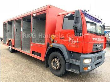 MAN LE 18.250 - ciężarówka furgon