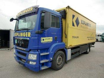 MAN TGA 18.320 4x2, Koffer, Manual, E5 - ciężarówka furgon