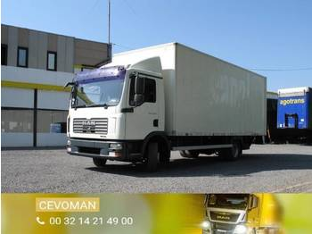 Ciężarówka furgon MAN TGL 12.180