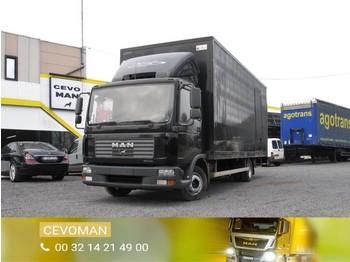 Ciężarówka furgon MAN TGL 12.210: zdjęcie 1
