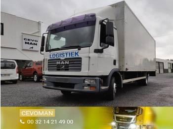 Ciężarówka furgon MAN TGL 12.210 Euro4