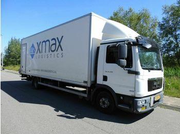 Ciężarówka furgon MAN TGL 12.220 4X2 EURO 5