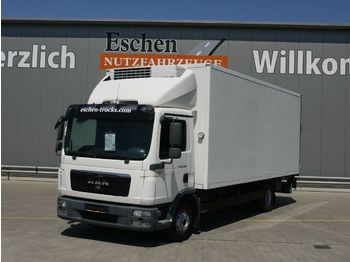 Ciężarówka furgon MAN TGL 12.220 BL, Thermo King V 700, LBW