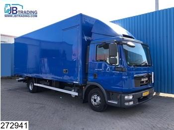 Ciężarówka furgon MAN TGL 12 220 EURO 5