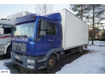Ciężarówka furgon MAN TGL 12.240