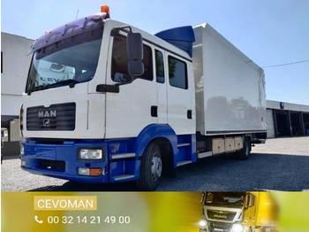 Ciężarówka furgon MAN TGL 12.240 Doka
