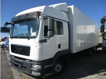 Ciężarówka furgon MAN TGL 12.250