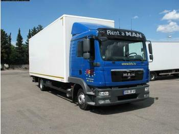 Ciężarówka furgon MAN TGL 12.250 4x2 BL