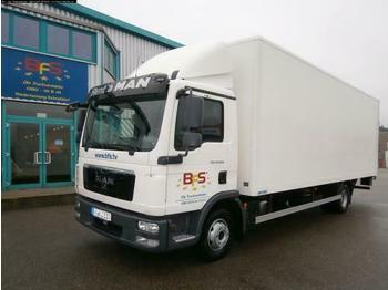 Ciężarówka furgon MAN TGL 12.250 4x2 BL LBW