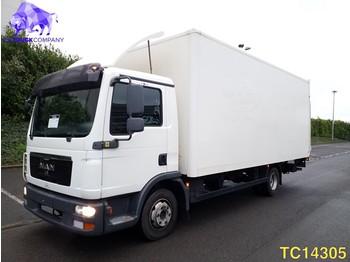 MAN TGL 180 Euro 4 - ciężarówka furgon
