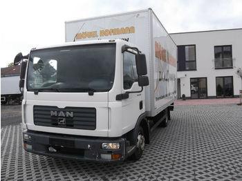 MAN TGL 7,150    KM: 265310  - ciężarówka furgon