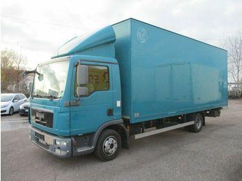 Ciężarówka furgon MAN TGL 8.150 aut. mit LBW