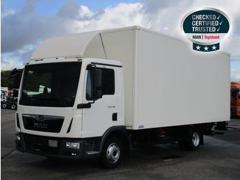 MAN TGL 8.180 4X2 BL - ciężarówka furgon