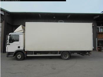 MAN TGL 8.180 4X2 BL NL.: 2380 LBW AHL Klima  - ciężarówka furgon