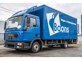 MAN TGL 8.180 BB - 213 410 KM - ciężarówka furgon