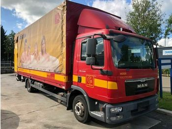 Ciężarówka furgon MAN TGL 8.220