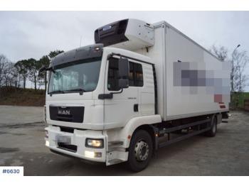 Ciężarówka furgon MAN TGM