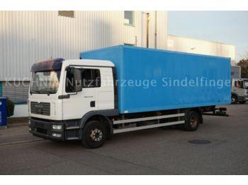 Ciężarówka furgon MAN TGM 15.240 BL Langes-Haus Koffer 7,1m Euro-4