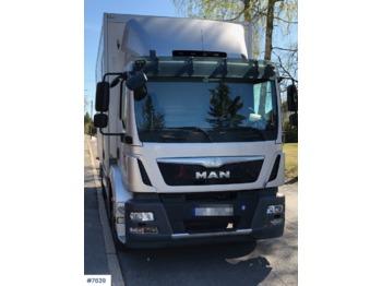 Ciężarówka furgon MAN TGM 15.250