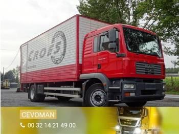 Ciężarówka furgon MAN TGM 18.240