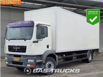 Ciężarówka furgon MAN TGM 18.240 4X2 NL-Truck Ladebordwand Euro 4