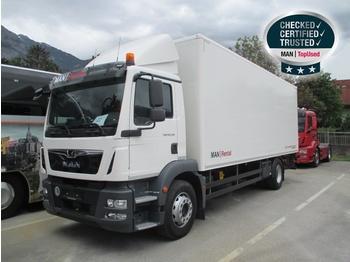MAN TGM 18.290 4X2 BL - ciężarówka furgon