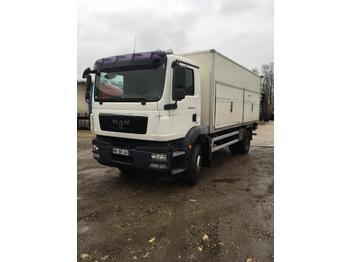 MAN TGM 18.340 - ciężarówka furgon