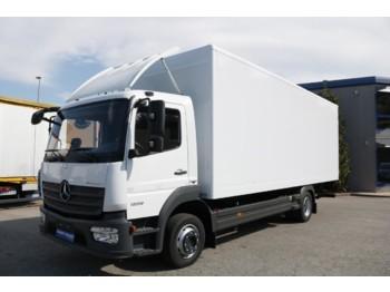 MERCEDES BENZ 12.23L Atego E6 (Van) - ciężarówka furgon