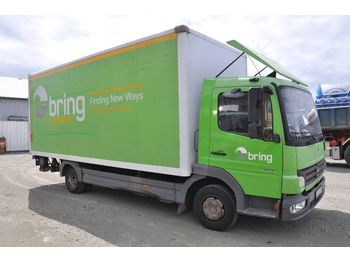 Ciężarówka furgon MERCEDES-BENZ Atego 815