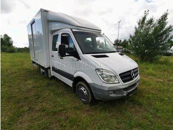 MERCEDES-BENZ SPRINTER 519 cdi DOKA Koffer - ciężarówka furgon