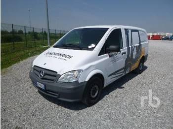 MERCEDES-BENZ VITO 113CDI Long Cargo - ciężarówka furgon