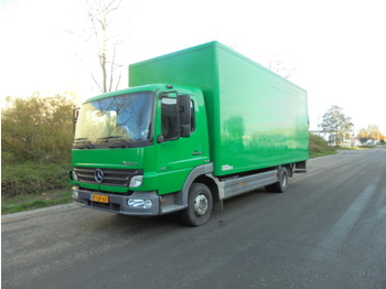 Ciężarówka furgon Mercedes-Benz 1018L