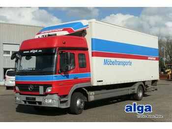 Mercedes-Benz 1226 L Atego, Sitz-/Liegen-Kombination,LBW,Klima  - ciężarówka furgon