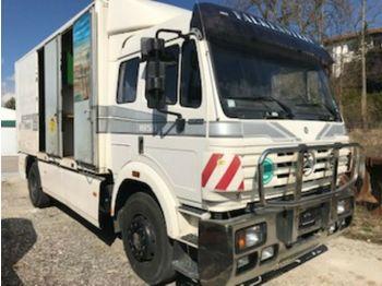 Mercedes-Benz 1850 4x2 V 8 Sonderfahrzeug  - ciężarówka furgon