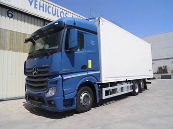Mercedes Benz ACTROS 2542 - ciężarówka furgon