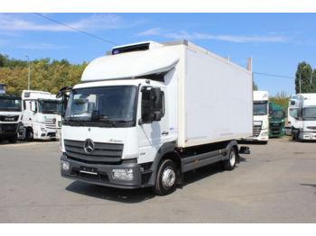 Ciężarówka furgon Mercedes-Benz ATEGO 1218 , EURO 6