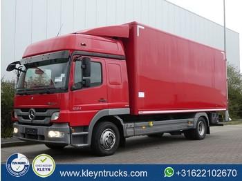 Ciężarówka furgon Mercedes-Benz ATEGO 1224 L high roof airco