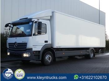 Ciężarówka furgon Mercedes-Benz ATEGO 1230 lift box lenght 810