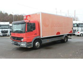 Mercedes-Benz ATEGO 1524 L , HYDRAULIC LIFT, PARKING CAMERA  - ciężarówka furgon