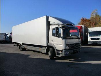 Mercedes-Benz Atego 1224 21 mit LBW  - ciężarówka furgon