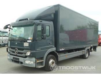 Mercedes-Benz Atego 1224 4x2 inkl. LBW - ciężarówka furgon