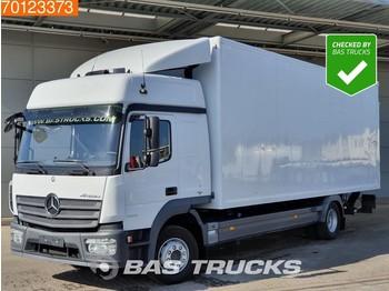 Ciężarówka furgon Mercedes-Benz Atego 1224 L 4X2 Ladebordwand BigSpace Euro 6