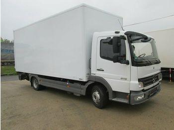 Ciężarówka furgon Mercedes-Benz Atego 816 EURO 5