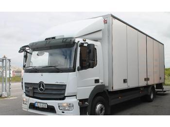 Ciężarówka furgon Mercedes-Benz Atego 967PKX3 Euro 6