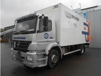 Ciężarówka furgon Mercedes-Benz Axor 1828 - full steel -