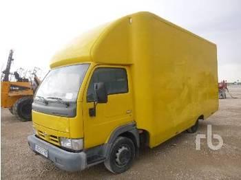 Ciężarówka furgon NISSAN CABSTAR TL35L/3 4x2