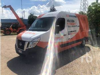NISSAN NV400 Cargo - ciężarówka furgon